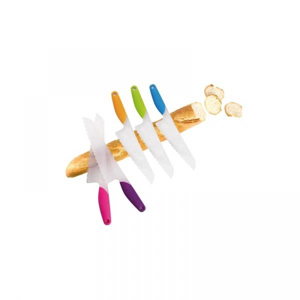Nóż do bagietki Brandani BAGUETTE KNIFE 1 szt. 56649