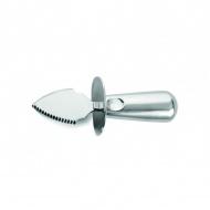 Nóż do ostryg 15cm Weis srebrny