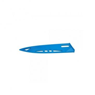 Nóż do plastrowania 20 cm niebieski - Zyliss