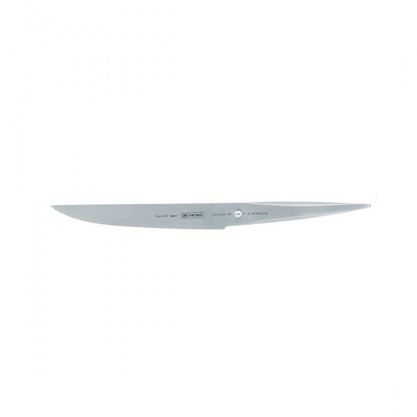 Nóż do steków 12cm Chroma Type 301 P15