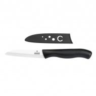 Nóż do warzyw i owoców 8 cm Zassenhaus czarny