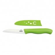 Nóż do warzyw i owoców 8 cm Zassenhaus zielony