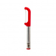 obierak, 17 cm, czerwony