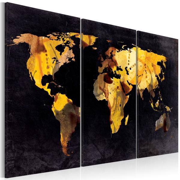 Obraz - A gdyby świat był pustynią... - tryptyk (60x40 cm) A0-N2053