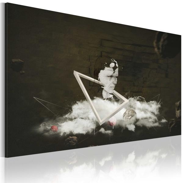 Obraz - A visionary (60x40 cm) A0-N2227