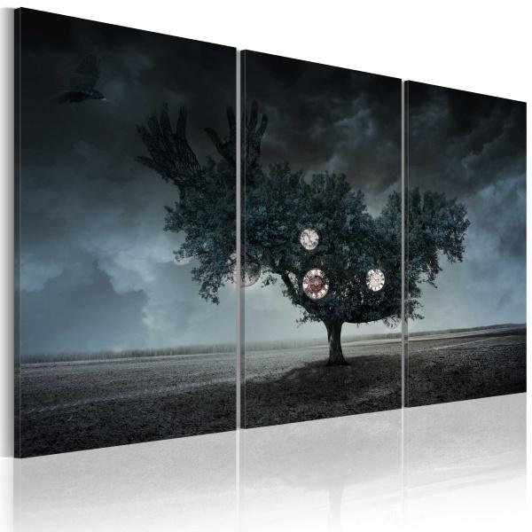 Obraz - Apocalypse now - triptych (60x40 cm) A0-N2216