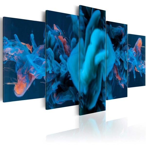 Obraz - Beneath the Blue (100x50 cm) A0-N2381