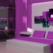 Obraz - Błysk fioletu A0-N1624