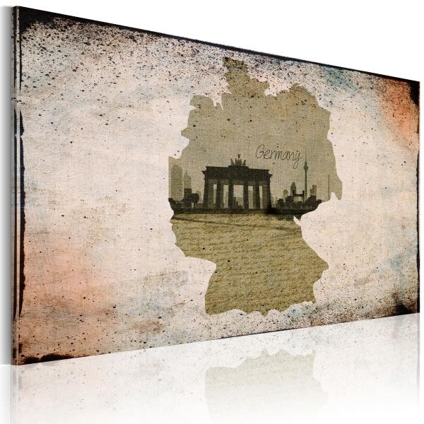 Obraz - Brama Brandenburska - fotografia (60x40 cm) A0-N2173