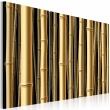 Obraz - Brązowe łodygi bambusa A0-N1496