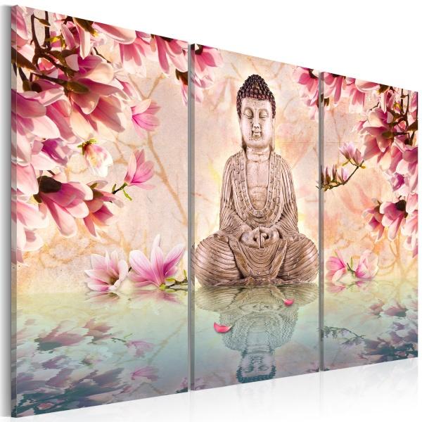 Obraz - Budda - medytacja (60x40 cm) A0-N2417