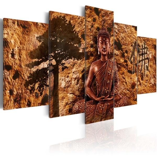 Obraz - Cisza i kontemplacja (100x50 cm) A0-N1907
