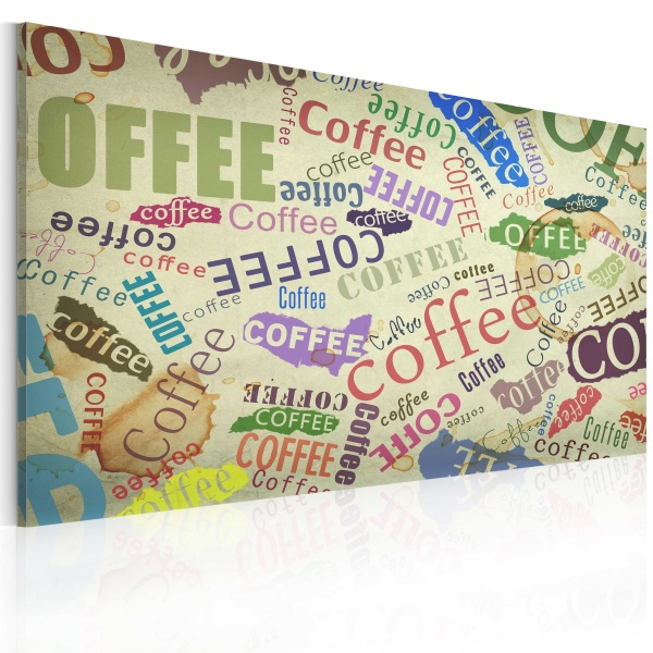 Obraz - Coffee is always a good idea (60x40 cm) A0-N2549
