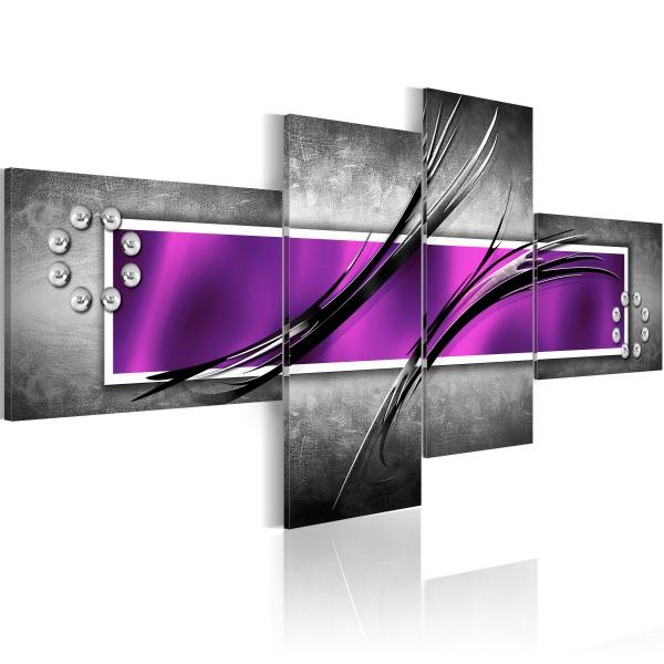 Obraz - Czarne skrzydła (100x46 cm) A0-N2921