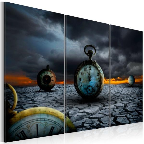 Obraz - Czas zagłady (60x40 cm) A0-N2979