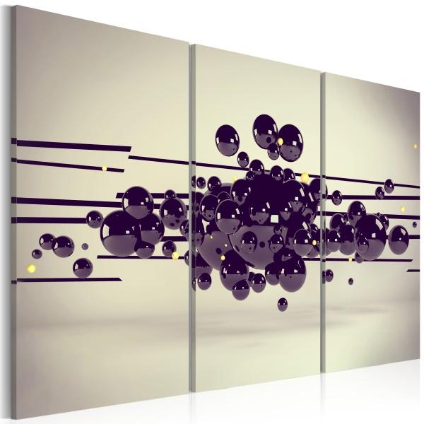 Obraz - Dark matter (60x40 cm) A0-N2335
