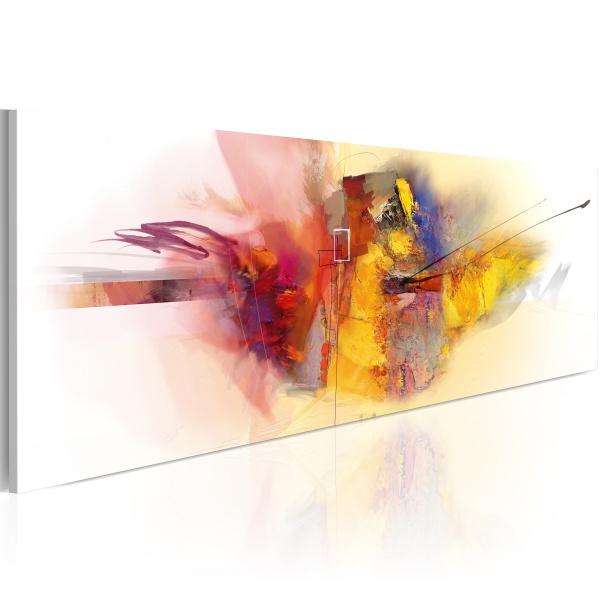 Obraz - Dragon's fire (120x40 cm) A0-N2605