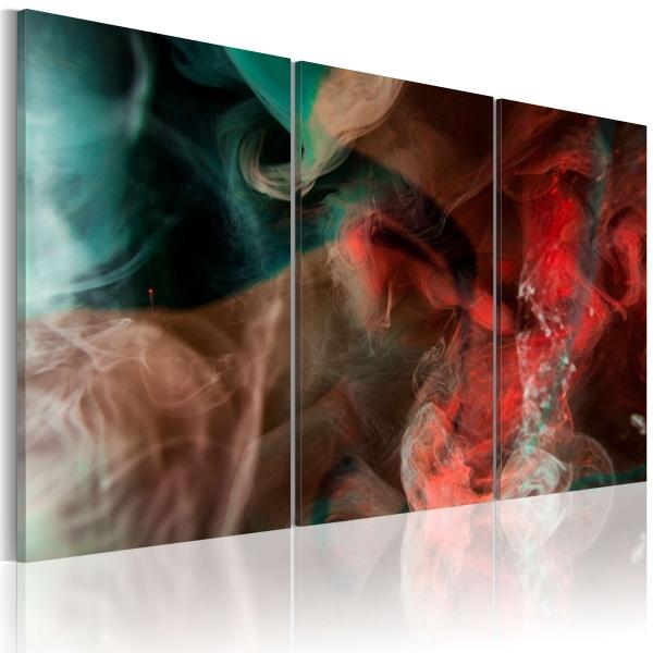 Obraz - Dryfowanie barw (60x40 cm) A0-N2382
