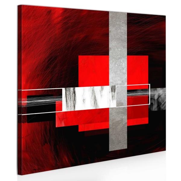Obraz - elegancja (tekstura) (40x40 cm) A0-N2643