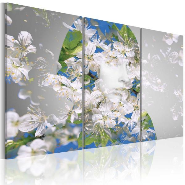 Obraz - Florystka (60x40 cm) A0-N2371