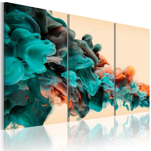 Obraz - Głębia koloru (60x40 cm) A0-N2346