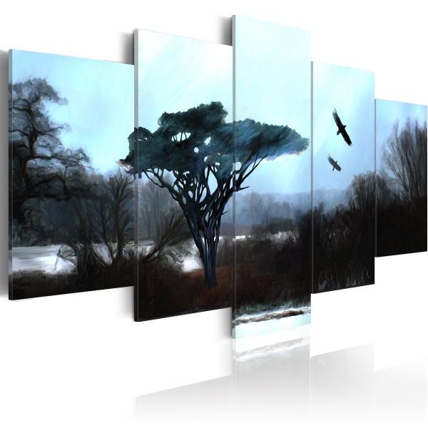 Obraz - Głosy natury (100x50 cm) A0-N2462
