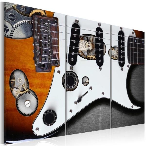 Obraz - Guitar Hero (60x40 cm) A0-N3008