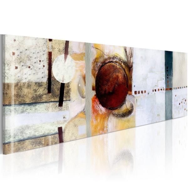 Obraz - Hipocentrum (120x40 cm) A0-N2638