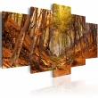 Obraz - Jesień w oranżu A0-N1565