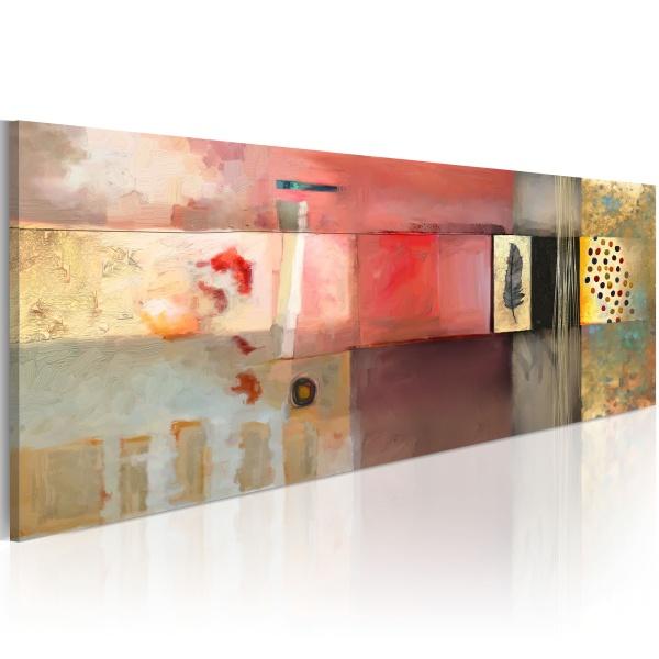 Obraz - Jesienna melancholia (120x40 cm) A0-N2679