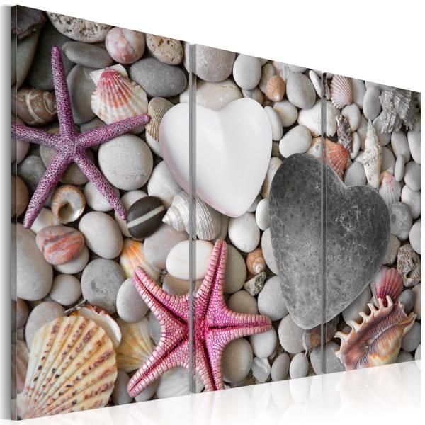 Obraz - Kamyki miłości (60x40 cm) A0-N2962