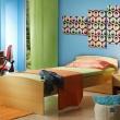Obraz - Kolorowe puszki (pop art) A0-N1650