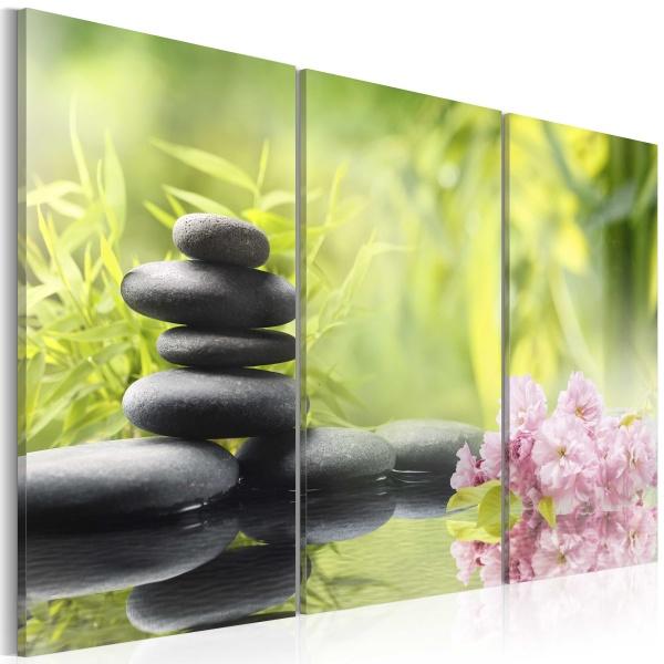 Obraz - Kompozycja Zen (60x40 cm) A0-N3093