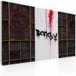 Obraz - Krew (Banksy) A0-N1807