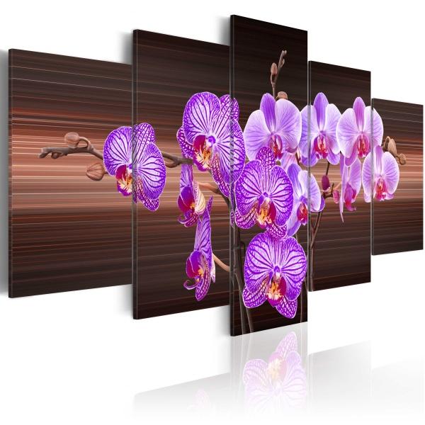 Obraz - Kwiat radości (100x50 cm) A0-N3006