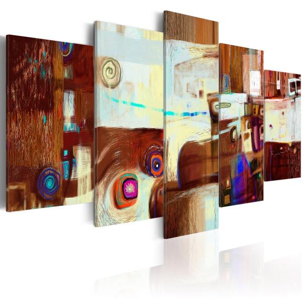 Obraz - Lawirowanie (100x50 cm) A0-N2571