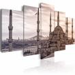 Obraz - Meczet na Bliskim Wschodzie A0-N1731