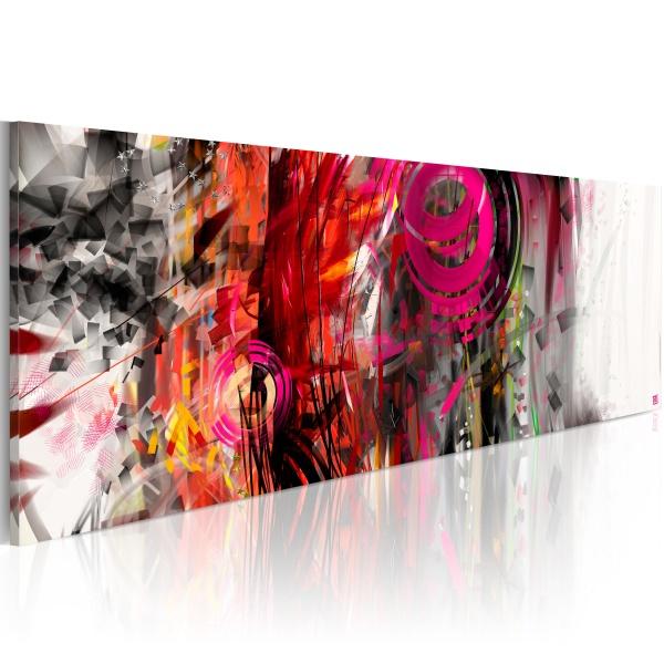 Obraz - Misunderstanding (120x40 cm) A0-N2452