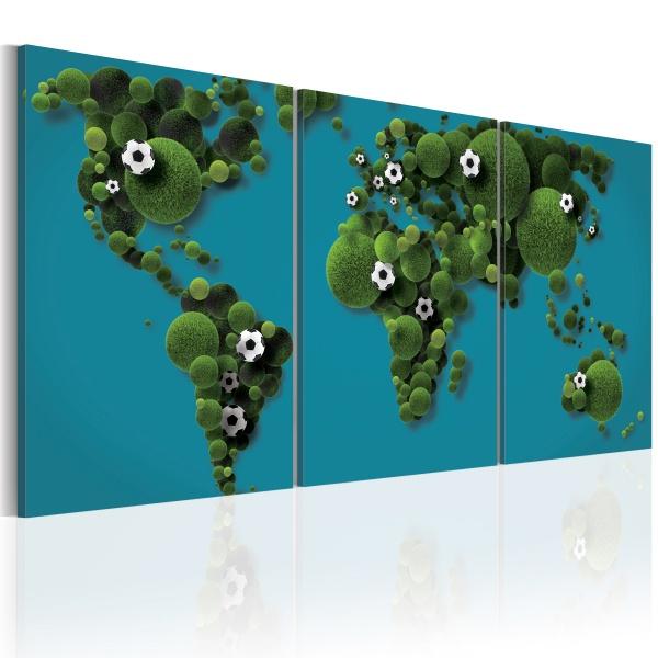 Obraz - Największe boisko świata (60x30 cm) A0-N2019