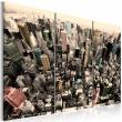 Obraz - Najwyższe budynki Nowego Jorku A0-N1433