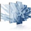Obraz - Niebieski kwiat dalii A0-N1593