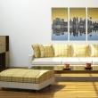Obraz - NYC lustrzane odbicie - tryptyk A0-N1820
