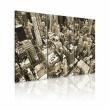Obraz - NYC - miasto z lotu ptaka A0-N1514