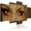 Obraz - Oczy jak motyle A0-N1683