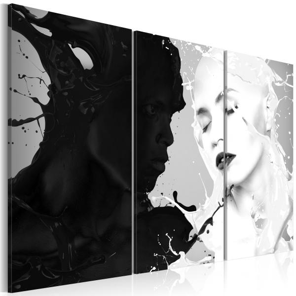 Obraz - Paradox of feelings (60x40 cm) A0-N2342