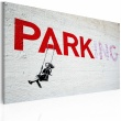 Obraz - Parking (Banksy) A0-N1811