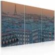 Obraz - Paryż - miasto idzie spać A0-N1765