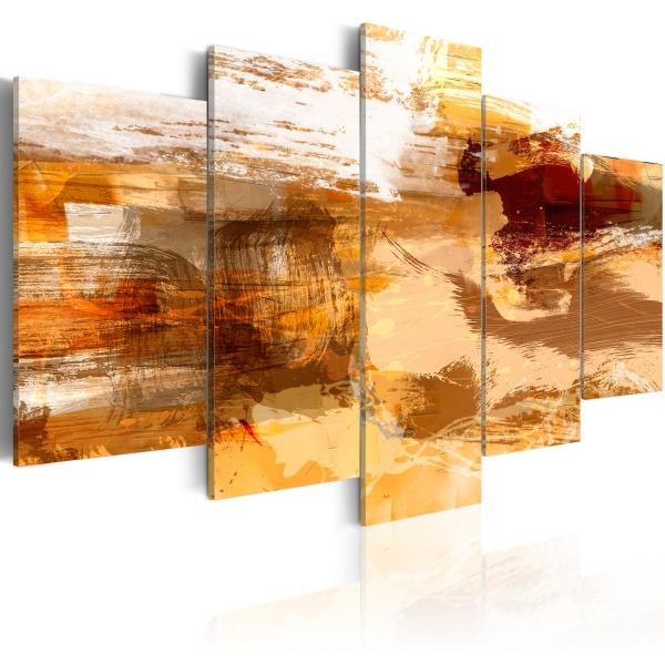 Obraz - Piaski pustyni (100x50 cm) A0-N2869