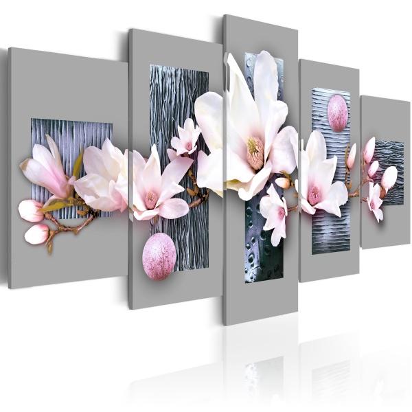 Obraz - Pierwszy dzień wiosny (100x50 cm) A0-N2744