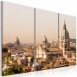 Obraz - Ponad dachami Wiecznego Miasta A0-N1520